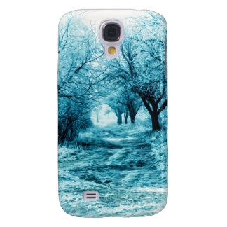 Winter path galaxy s4 case