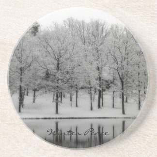 Winter Peace Coasters