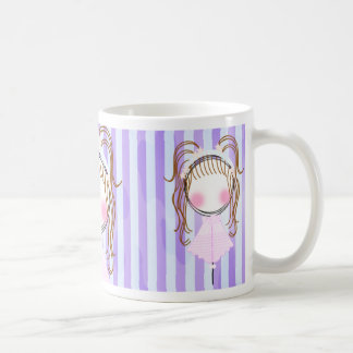Winter PenGirl Mug
