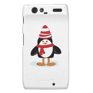 Winter Penguin Razr Case