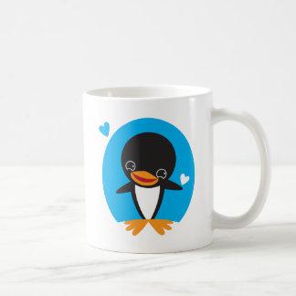 Winter Penguin Coffee Mug