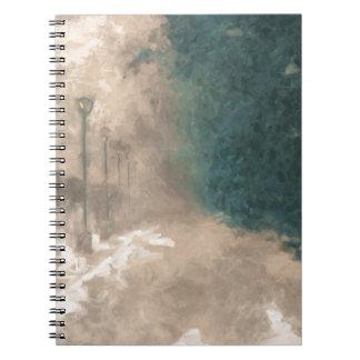 Winter Perspective Notebook