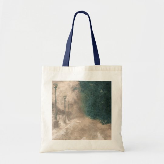Winter Perspective Tote Bag