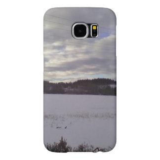 Winter photo samsung galaxy s6 cases