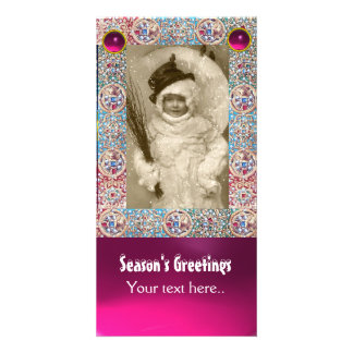 WINTER PHOTO TEMPLATE,ANGELS,PRECIOUS JEWELS ,GEMS CARD
