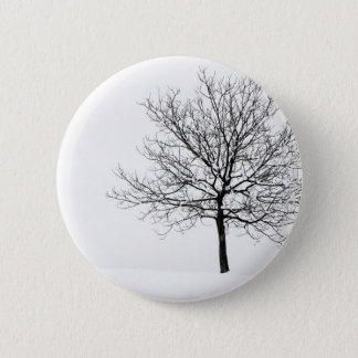 Winter Pinback Button