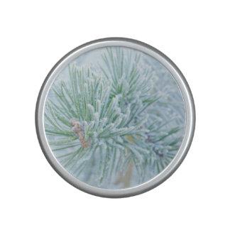 Winter Pine Bluetooth Speaker