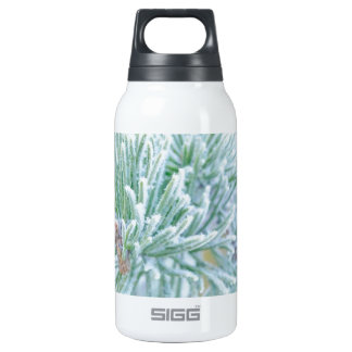 Winter Pine Insulated Water Bottle