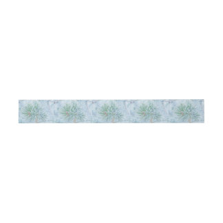 Winter Pine Invitation Belly Band