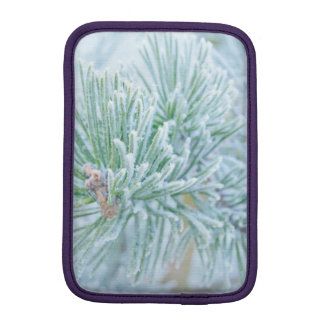 Winter Pine iPad Mini Sleeve
