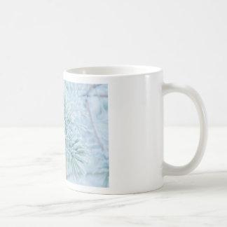 Winter Pine Coffee Mugs