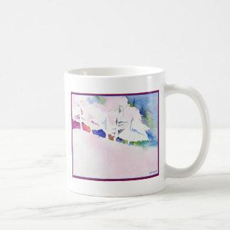 Winter Pines Holiday Coffee Mug