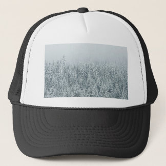 Winter Pines Trucker Hat
