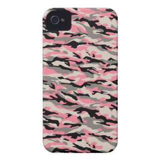 WINTER PINK CAMO iPhone 4 CASE