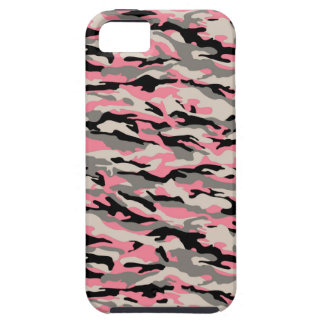 WINTER PINK CAMO iPhone SE/5/5s CASE