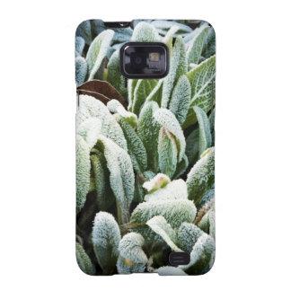 Winter Plants Galaxy S2 Case