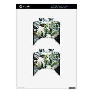Winter Plants Xbox 360 Controller Skin