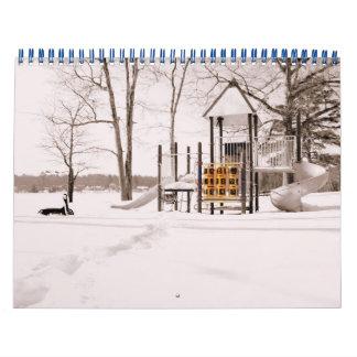 Winter Play Calendar