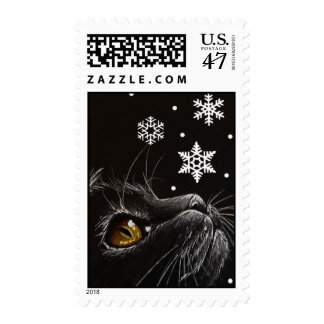 WINTER POSTAGE