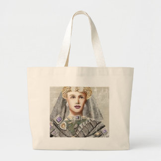 """Winter Princess""  CricketDiane Art Canvas Bags"