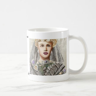 """Winter Princess""  CricketDiane Art Classic White Coffee Mug"