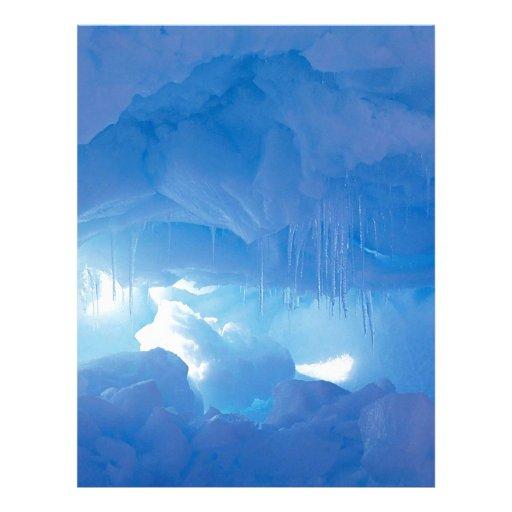 Winter Pure Personalized Letterhead