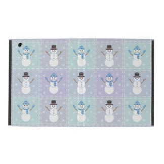 Winter Quilt iPad Powis Case iPad Cover