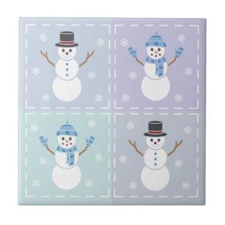 Winter Quilt Tile