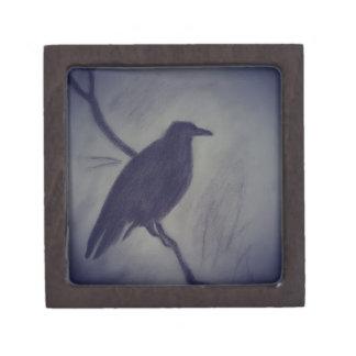 winter raven premium trinket boxes