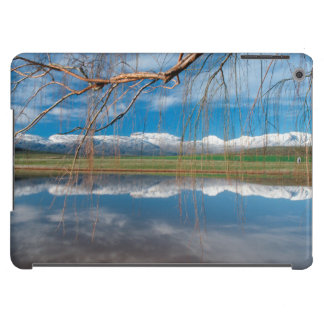 Winter Reflections. Ceres, Boland District Cover For iPad Air