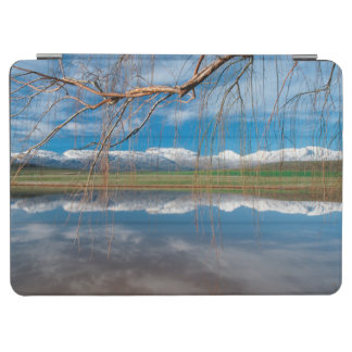 Winter Reflections. Ceres, Boland District iPad Air Cover