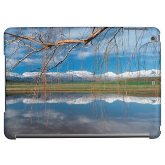 Winter Reflections. Ceres, Boland District iPad Air Covers