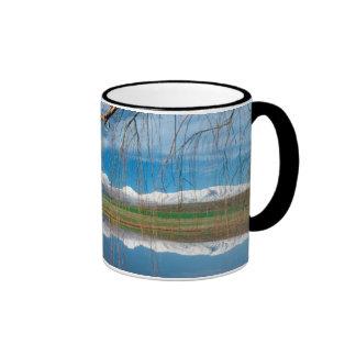 Winter Reflections. Ceres, Boland District Ringer Mug