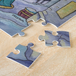 winter returns holiday puzzle