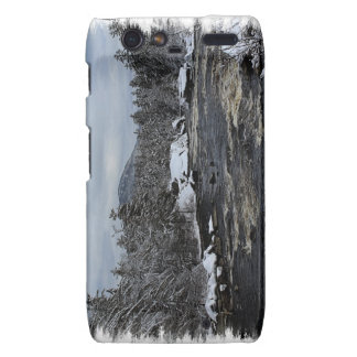 Winter River Motorola Droid RAZR Cover