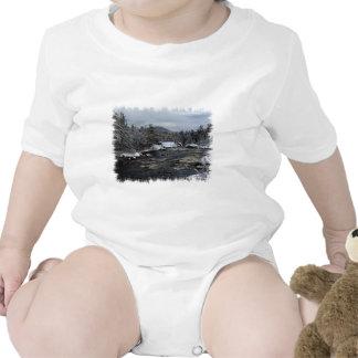 Winter River Tee Shirt