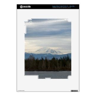 Winter River View iPad 3 Skin