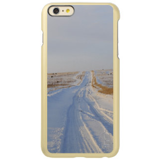 Winter Road in the Fields Incipio Feather Shine iPhone 6 Plus Case