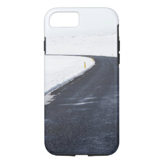 Winter Road, iPhone 7 Barely There Case