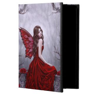 Winter Rose Fairy Art iPad Air Case