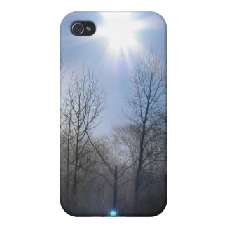 Winter s Glow iPhone 4 Cover