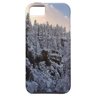 Winter Scene Total Whiteout Cover For iPhone 5/5S