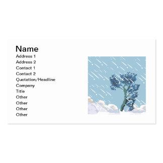 Winter Scenery 2 Business Card