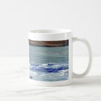 Winter Sea - CricketDiane Ocean Art Coffee Mug