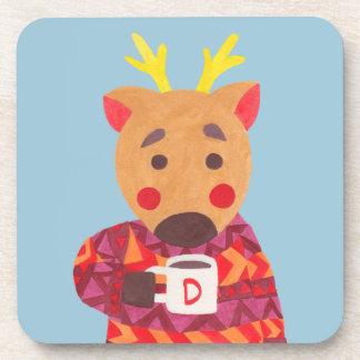 Winter Season is Coming (Deer Edition) Coaster