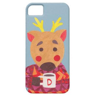 Winter Season is Coming (Deer Edition) iPhone SE/5/5s Case