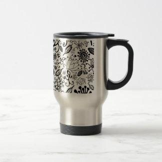 Winter seeds travel mug