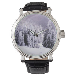 Winter setting watch
