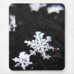 Winter Shape Mouse Pad