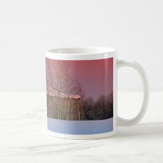 winter shed mugs